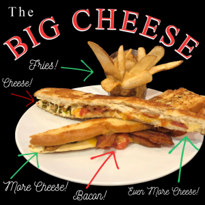 The BIG Cheese, restaurants in Alton IL